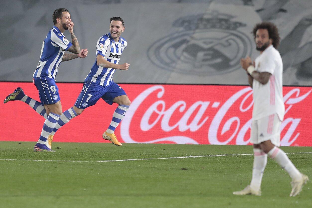 """Stringantis Madrido """"Real"""" patyrė dar vieną nesėkmę Ispanijos pirmenybėse"""