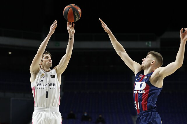 "ACB lyga: ""Baskonia"" – ""Real"""