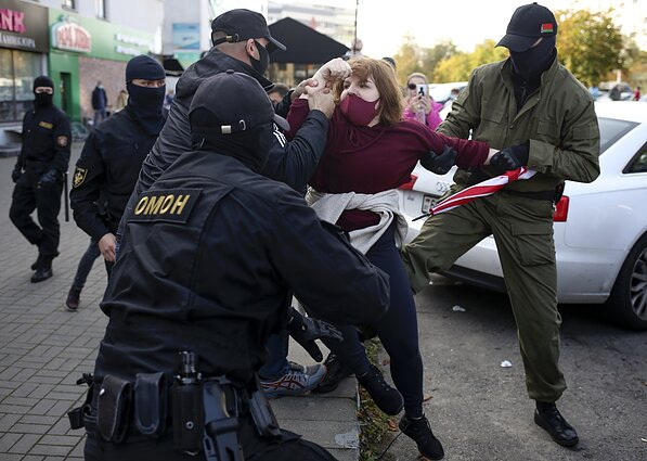 Protests in Belarus
