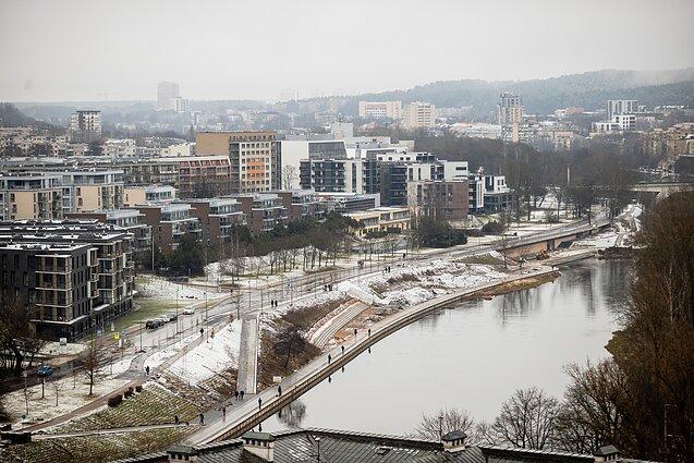 Nekilnojamasis turtas Vilniuje