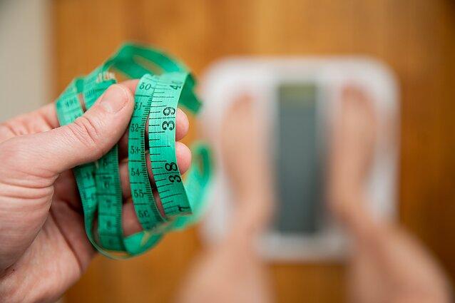 pavojus sveikatai dėl svorio