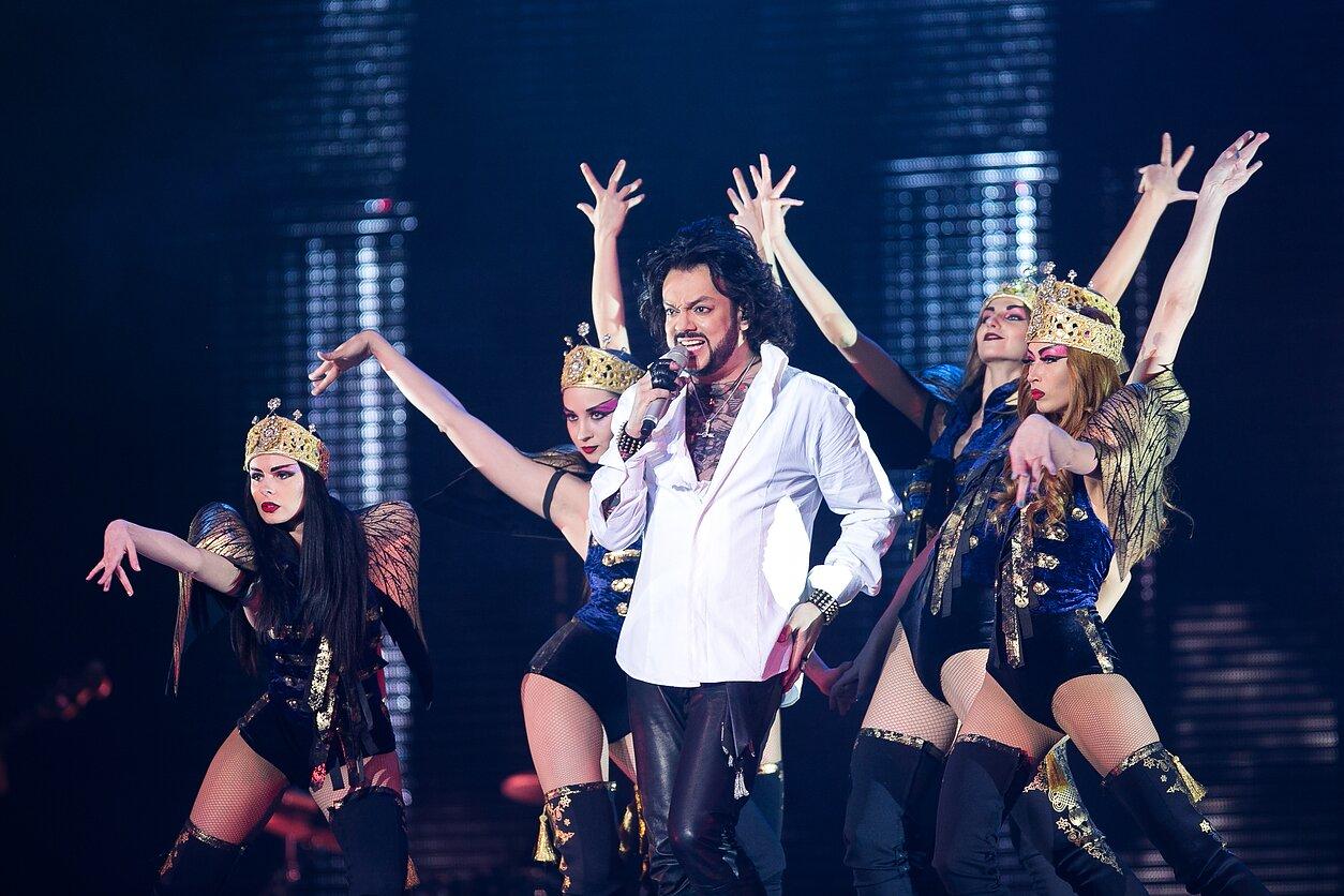 Court upholds Lithuania's blacklisting of Russian pop singer Kirkorov