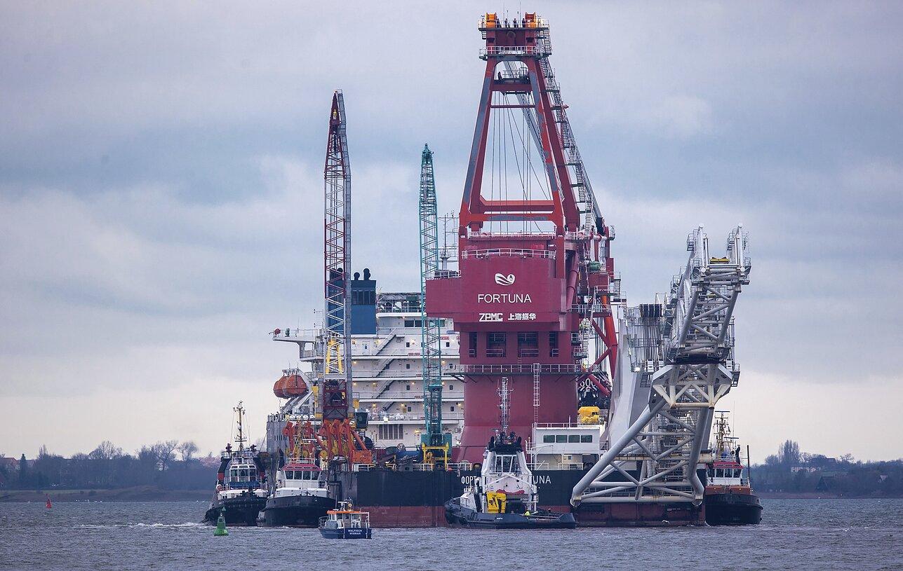"""""""Nord Stream 2"""" projektas (asociatyvi)"""