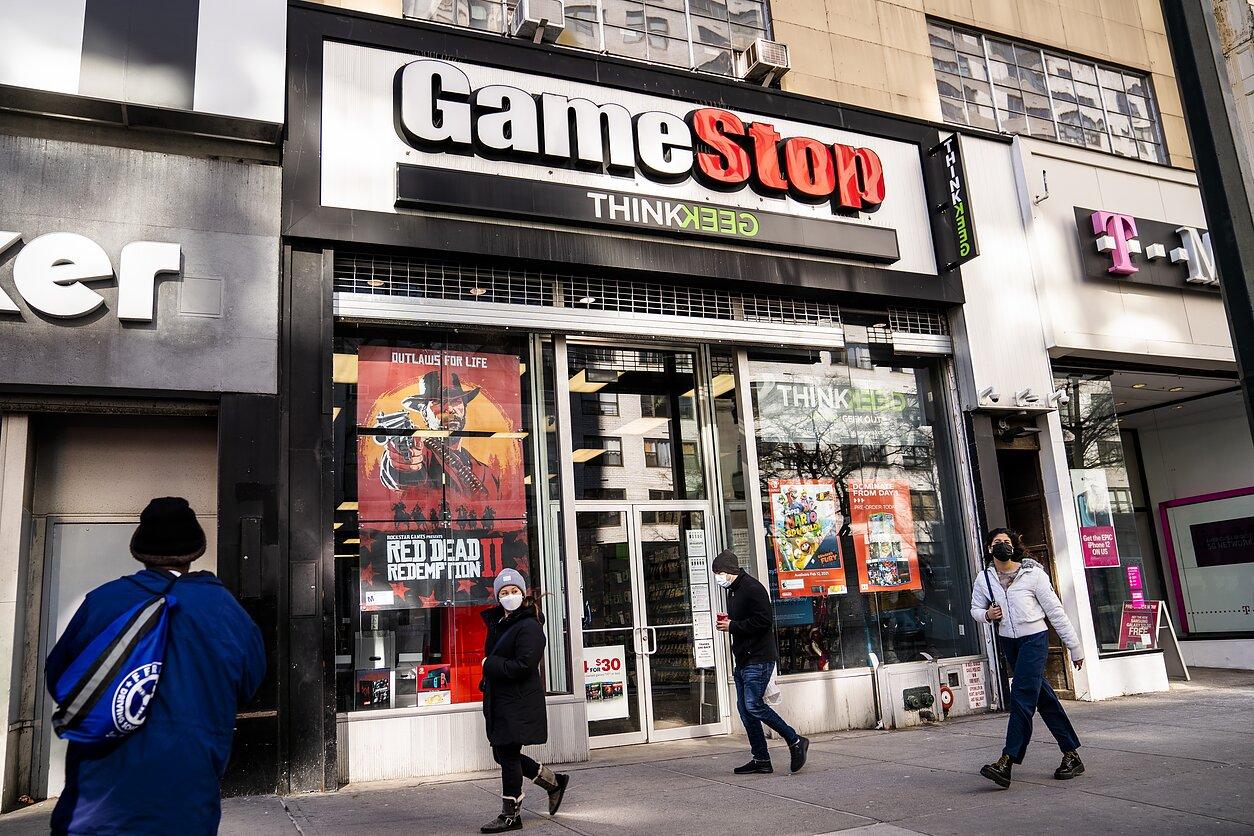 3 Nustebina GameStop darbo užmokesčio ataskaita - Investuoti