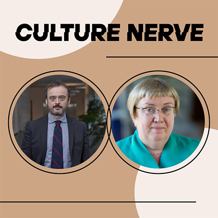Culture Nerve, Episode 1.