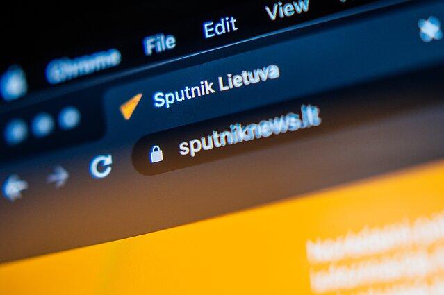 """""""Sputnik News"""""""