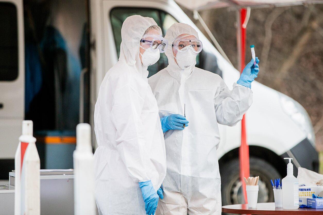 В минувшие сутки выявлено 189 случаев коронавируса, смертей от COVID-19 не зафиксировано