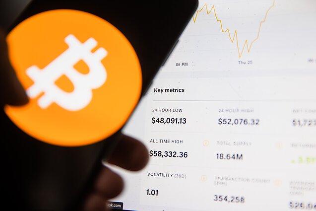 Investuokite Į Bitkoiną, Kad