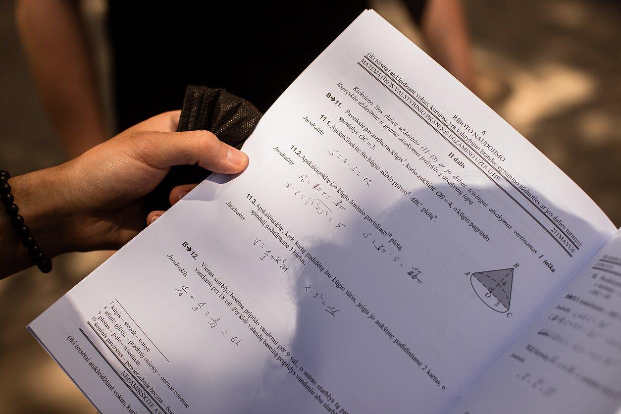 btc matematikos dokumentas