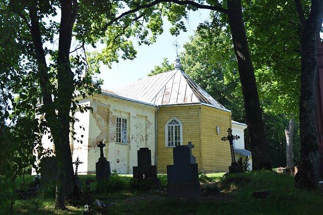 Šventybrasčio bažnyčia