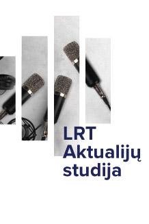 LRT Aktualijų studija. Ved. Aleksandra Ketlerienė